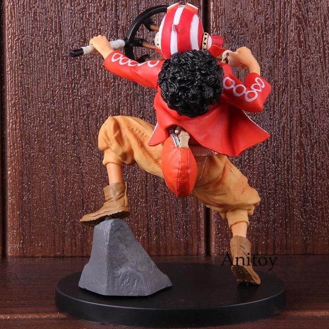Figura de Usopp Timeskip (14.5cm) Figuras de One Piece Merchandising de One Piece