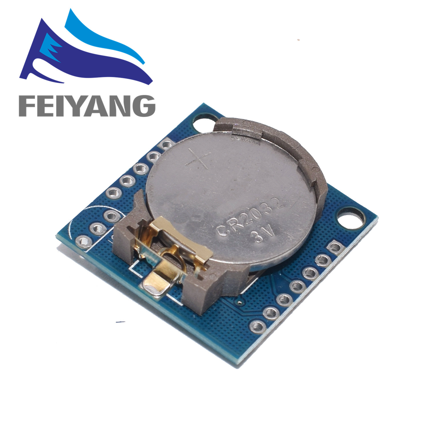 Image 3 - 100PCS New Arrival AT24C32 Real Time Clock RTC I2C DS1307 Module for AVR ARM PIC 51 ARM Promotion-in Integrated Circuits from Electronic Components & Supplies
