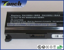 Laptop batterien für TOSHIBA Satellite A80-169 A100-181 M50-122 Tecra A3-106 PA3399U-2BRS Pro M50 M40-154 10,8 V 6 zellen