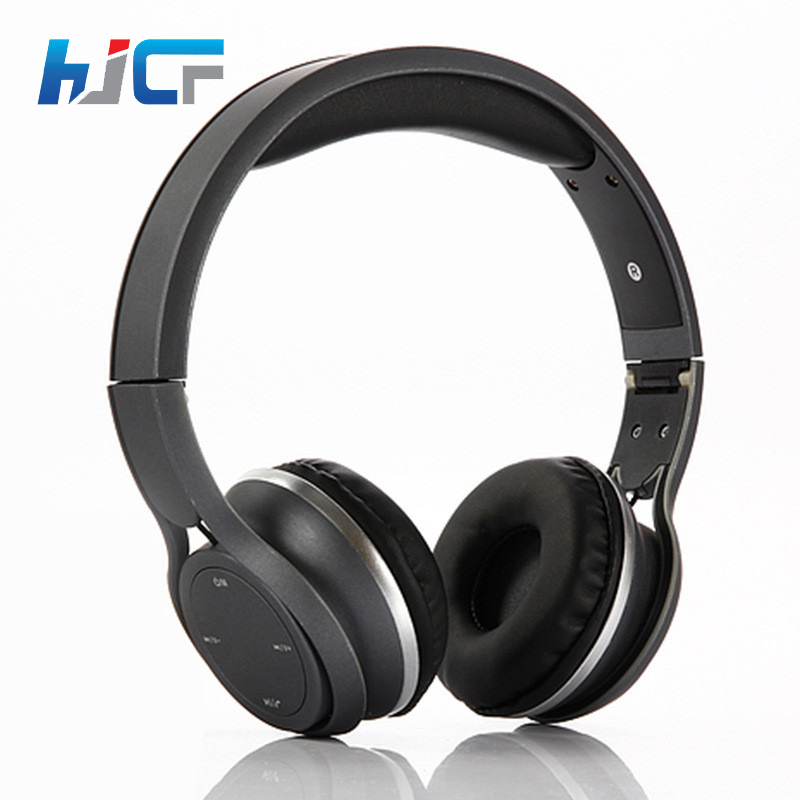 Fashion HJCF Wireless Headphone Bluetooth Headset Stereo Headsets Foldable Sport Earphone With Mic For Mobile Phone PC BT-Y6 zipower pm 4110