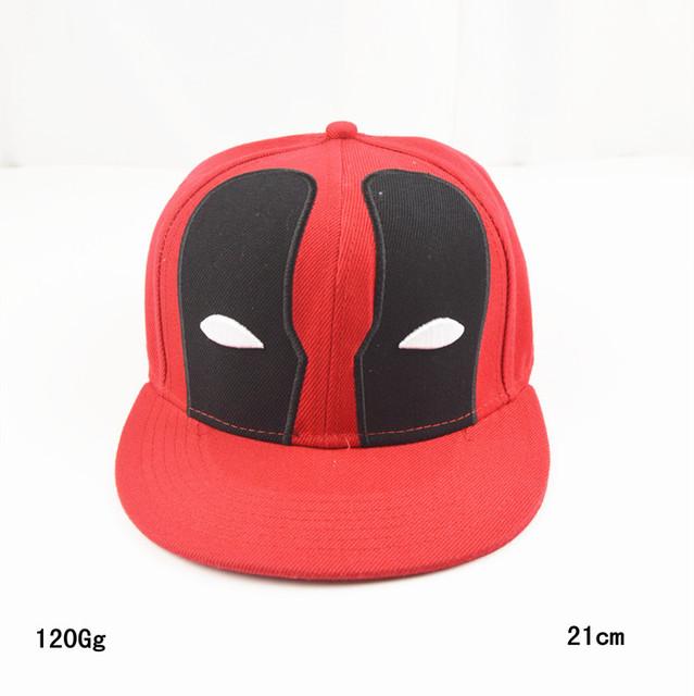 Deadpool Cinto chapéu de Beisebol Acessórios roupas Anime periférica