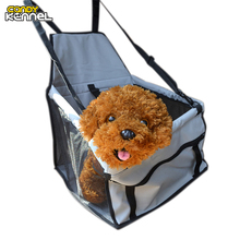 CANDY KENNEL PVC Pet Dog Cat Car Seat Bag Carriers Small Animal Pet Mat Blanket Cover Mat Protector Breathable Waterproof U0749