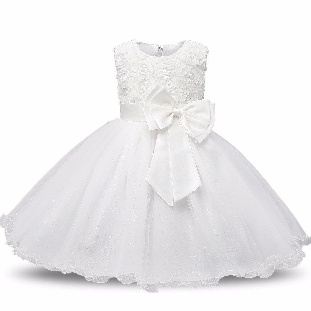 Sequin Girl Baptism New Dress 2018 Sleeveless Kid Dresses Girls Clothes  Party Princess Vestidos Nina 6 ff5a6eaff12f