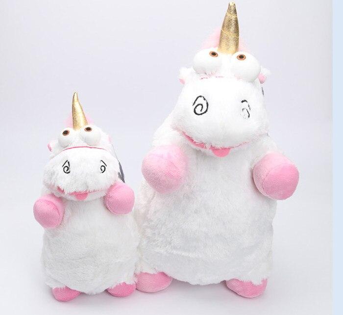 40cm/56cm Unicorn Stuffed & Plush Animals Unicorn Stuffed Animal Plush Toy, Big Movie Plush Toy plush big tail animal toy for dog