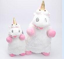 40 cm/56 cm licorne minion peluches animaux en peluche animal en peluche jouet, big movie peluche jouet