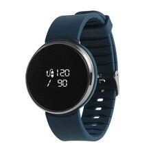Bluetooth 4.0 Водонепроницаемый умный Браслет фитнес-группы спортивные часы сердечного ритма крови Давление шагомер Sleep Monitor PK Mi band
