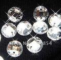 Free Ship!!!1000pcs/lot DIY acrylic Rhinestone diamond wedding table confetti /10mm