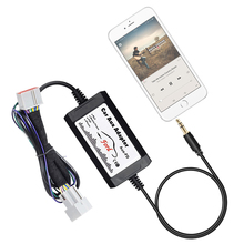 Car Stereo AUX Adapter Auxiliary Input Mp3 Interface for Ford Fusion 2006-2009 [Fits OEM Factory Radio]