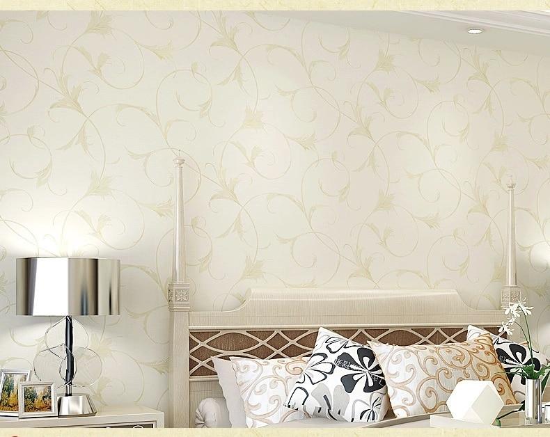 Papeles pintados para dormitorios de matrimonio top - Papel pintado dormitorio principal ...