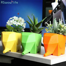 Creative Multi-Function Three-In-One Water-Control Brthroom Toothbrush Tableware Cup Penholder Flowerpot Plastic Kitchen Items(China)