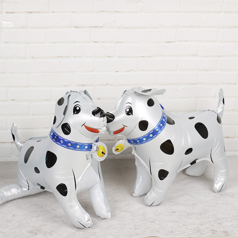 Hearty 59*55cm Walking Dog Helium Balloons Animal Theme Birthday Party Decorations Kids Toys Baby Shower Girl Boy Party Supplies 20pcs Festive & Party Supplies