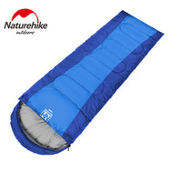 NatureHike 1 1 1 5 1 7Kg Outdoor Camping Envelope Sleep Bag Waterproof Spring Summer Free