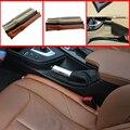 Universal Assento de Carro Gap Pad Placa Caixa de Proteção À Prova de Vazamento Apertural Auto Cleaner Limpa Slot Plug Stopper