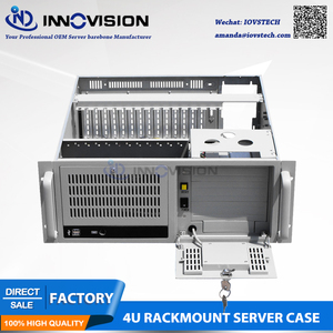 Image 2 - HQ 4U rack mount chassis IPC610H  with Visual & Audible Alarm Notification