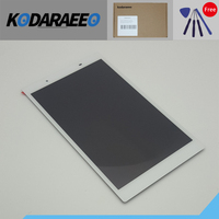 Kodaraeeo Touch Screen Digitizer Glass With Full LCD Display Assembly For Lenovo TAB 4 8504 TB