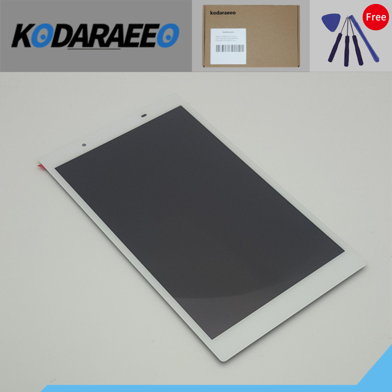 kodaraeeo Touch Screen Digitizer Glass with full LCD Display Assembly For Lenovo TAB 4 8504 TB-8504X TB-8504F LCD Screen 10 1inch lcd with touch panel 1920x1200 for lenovo tab 4 tb x704l lcd display touch screen digitizer assembly