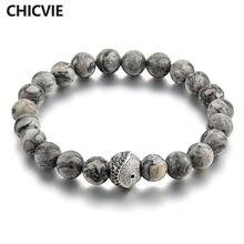 Chicvie модные ювелирные изделия унисекс Ретро стиль тайчи ying