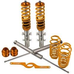 Для Audi TT 8N койловеров Подвеска набор пружин 1998 1999 2000 2004 2003 2005 2006 амортизатор