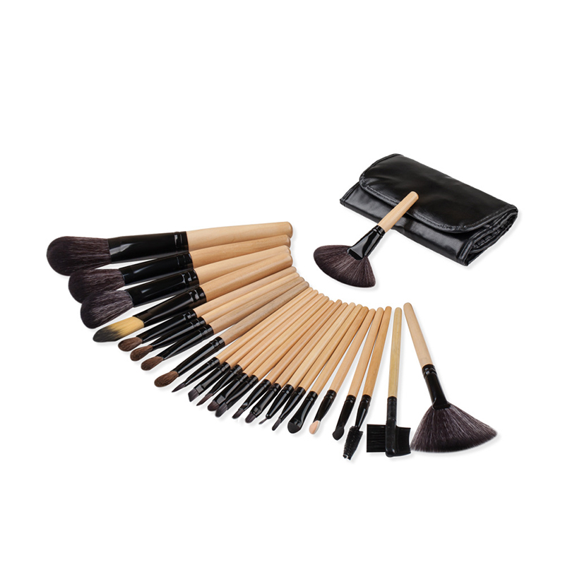 make up brushes 24 pcs professional brand makeup brushes high quality brush set with bag beauty essential brushes