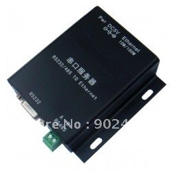 Serial Device Server - RS232 RS485 to Ethernet TCP IP converter serial to tcp/ip converter