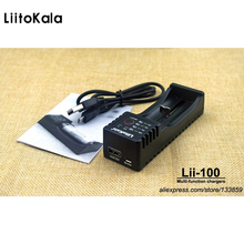 2016 Liitokala Lii 100 1.2 / 3 / 3.7 / 4.25 in 18650 / 26650 / 18350 / 16340 / 18500 / aa / aaa nimh rechargeable lithium batter