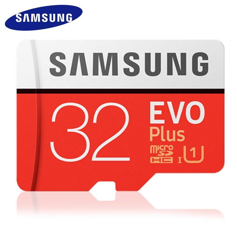 SAMSUNG Micro sd 32gb Memory Card Class10 SDHC tarjeta micro sd Microsd Cartao de Memoria Tarjeta UHS-I 64gb U3 For Mobile Phone transcend memory card micro sd card 64gb 32gb 16gb cartao de memoria high speed 60mb s uhs i 400x microsd sdxc sdhc card
