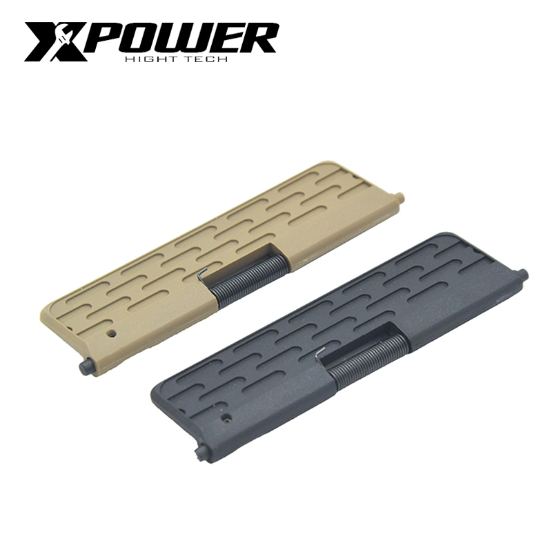 XPOWER Dust Cover Is Suitable For AEG Airsoft Accessories Paintball Hunting Outdoor Sports Air Gun Tactical Air Gun Accessories