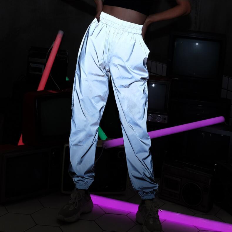 Reflective pants 7 inch saw blade