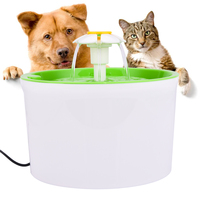 Automatic Cat Fountain Pet Drinking Water Dispenser Feeder Drink Filter Face Skin Care Tools & Accessories