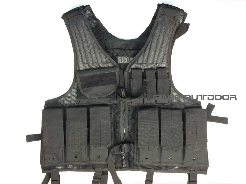 Wholesale Top quality Military Special CS Tactical Army Combat War Game Tactical Vest