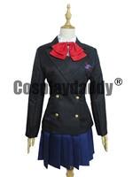 Another Misaki Mei Misaki Girls School Uniform Akazawa Izumi Cosplay Costume