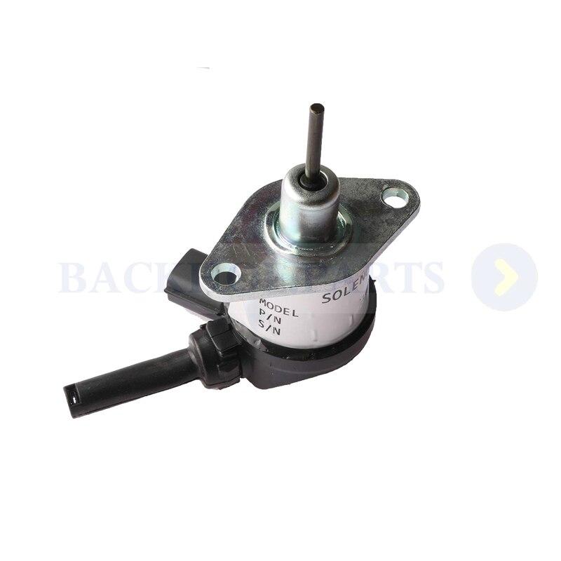 Générateur d'électrovanne pour moteur Kubota | Arrêt du moteur V3300 V3600 V3307