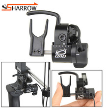 цена на 1pc Aluminum Alloy Arrow Rest Right Hand Shooting Compound Bow Drop Away Arrow Rest For Archery Training Hunting Accessories