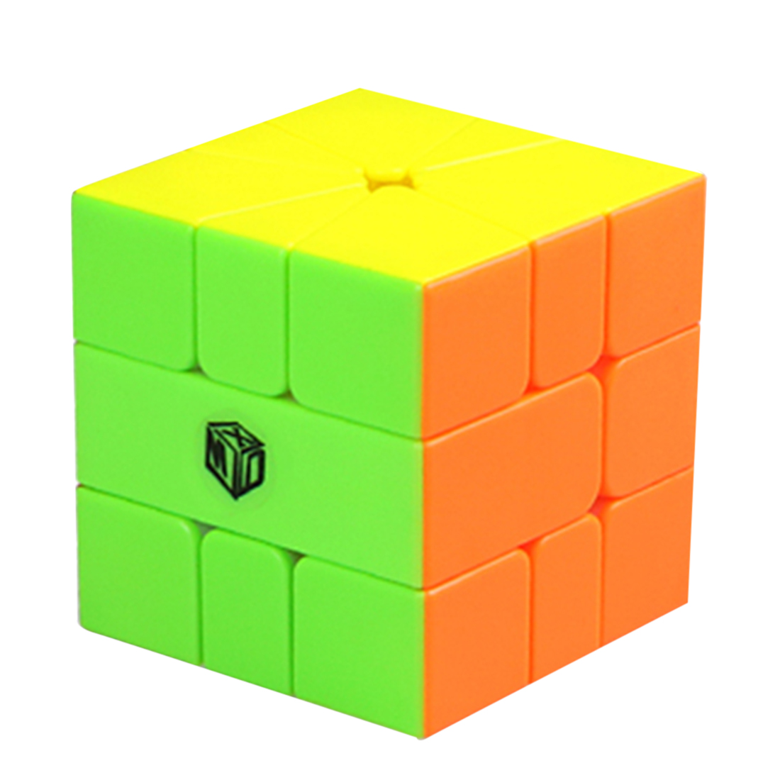 Qiyi Magic Cube Volt SQ1 Refined 3x3 Cube for Competition Multicolor