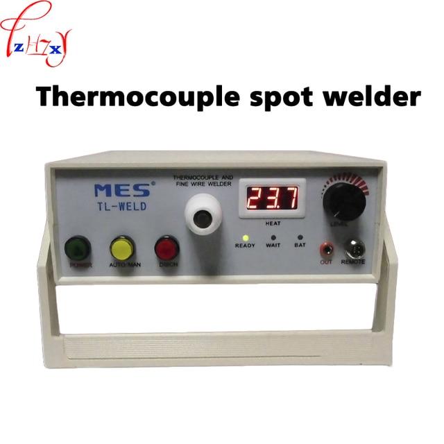Aliexpress.com : Buy Thermocouple spot welder TL WELD rechargeable ...