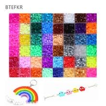 Мм 48 цветов 5 мм Хама бусины головоломки образование игрушки головоломки Perler бусины 3D паззлы предохранитель бусины для детей шт./пакет 1000