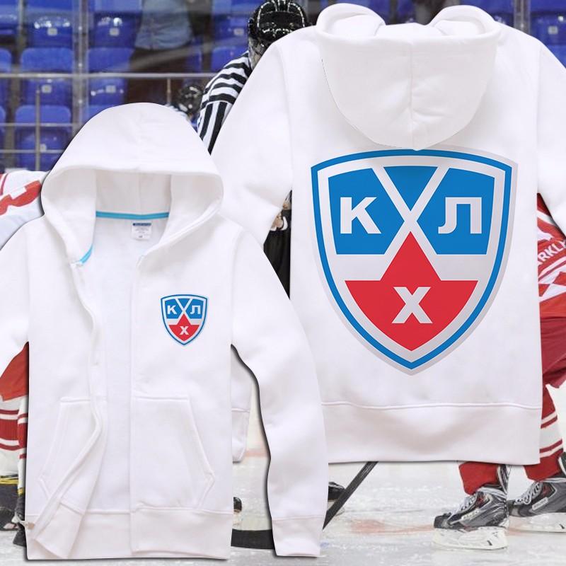 ea4af20dbcd 1KHL hoodies men sweatshirt Lokomotiv Yaroslavl Ak Bars Kazan Dinamo Riga Moscow  Club Cool Ice Hockey ...