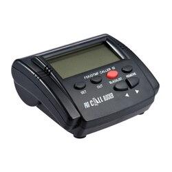 CT-CID803 identificador de llamada bloqueador parada llamadas molestas dispositivos Call ID detener todas las llamadas para teléfonos fijos teléfono fijo