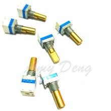 50 pcs/lot interrupteur de volume Radio, interrupteur potentiomètre A103 accessoires dinterphone et autres typ généraux