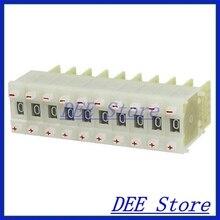 10 шт. Белый 16 мм х 6 мм 0-9 Цифры BCD Код Pushwheel Переключатели Регулятора КМ2