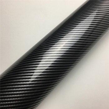 2D 3D 4D 5D 6D Carbon Fiber Vinyl Wrap Film Car Wrapping Foil Console Computer Laptop Skin Phone Cover Motorcycle 8