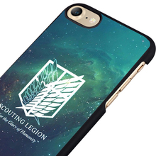 Attack on Titan Phone Case Cover for iPhone (All Models)