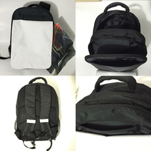 Bleach Printing Backpack (31 styles)