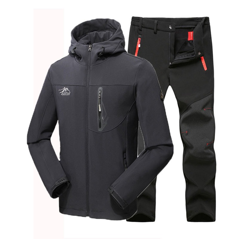 Obliging New Style Men Ski Suit Super Warm Clothing Skiing Snowboard Jacket+pants Suit Set Windproof Waterproof Winter Outdoor Sport Wear Remote Control Toys