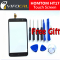 HOMTOM HT17 Pro сенсорный экран 100% Новый Оригинальный Дигитайзер Стеклянная Панель Замена ремонт аксессуар Для Мобильного Телефона