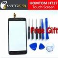 HOMTOM HT17 Pro toque reparação Substituição Do Painel de Vidro Digitador Da tela 100% Original Novo acessório Para O Telefone Móvel