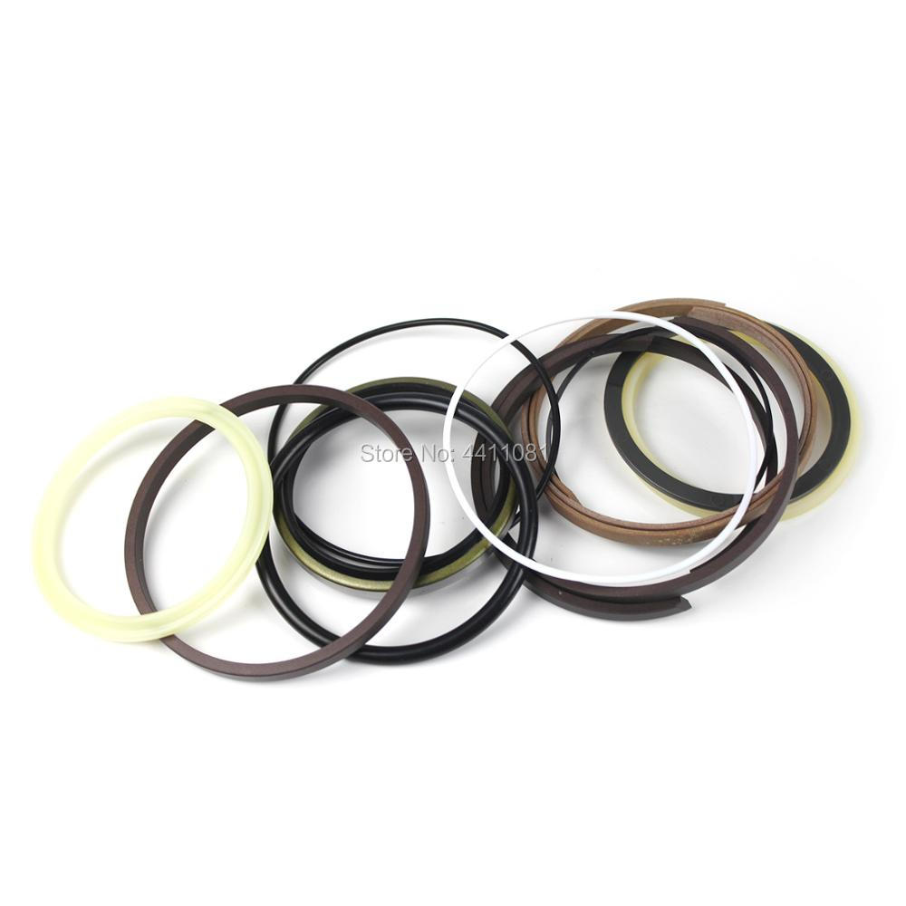 For Hitachi ZX330-3G Bucket Cylinder Seal Repair Service Kit 4660570 Excavator Oil Seals, 3 month warranty 2 sets for hitachi zx330 3g boom cylinder seal repair service kit 4686321 excavator oil seals 3 month warranty