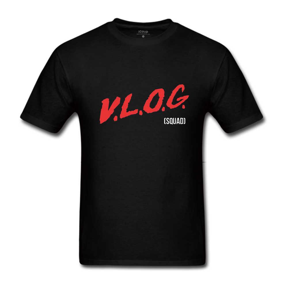 8e0e934ad1a75 Detail Feedback Questions about David Dobrik s Vlog Squad Shirt on  Aliexpress.com