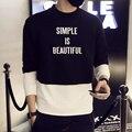 Famosa Top Camisas de Marca T dos homens Novos 2016 de Alta Qualidade de Grandes Dimensões 5XL camisa de T Dos Homens de Luxo Venda Quente