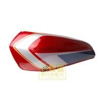 Moto serbatoio carburante serbatoio felice Jetta 100 Perla CG125 rosso di spessore